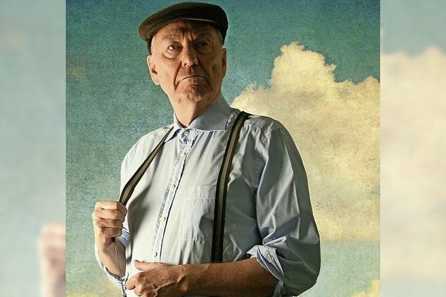 Gerd Dudenhöffer als Heinz Becker in
