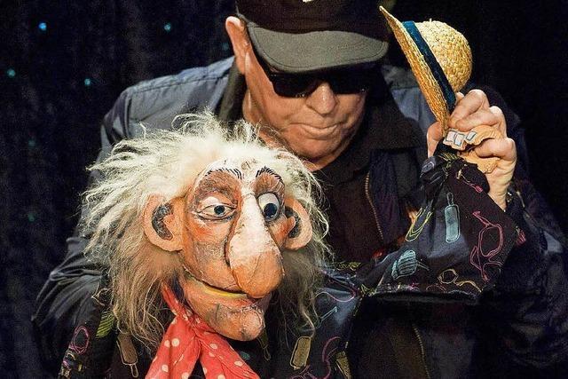 Ein Großmeister bei der Ortenauer Puppenparade