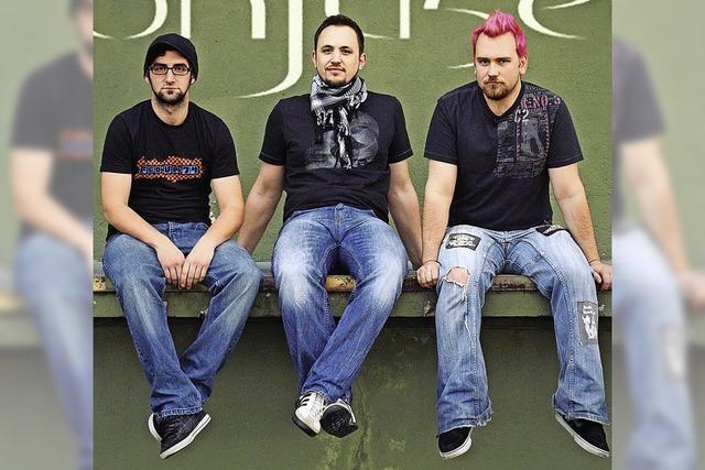 Fünf Bands treten im Schlachthof auf