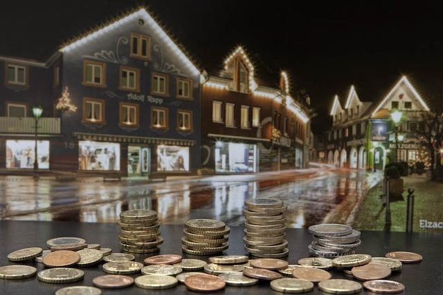 Elzach will ohne Neuverschuldung auskommen