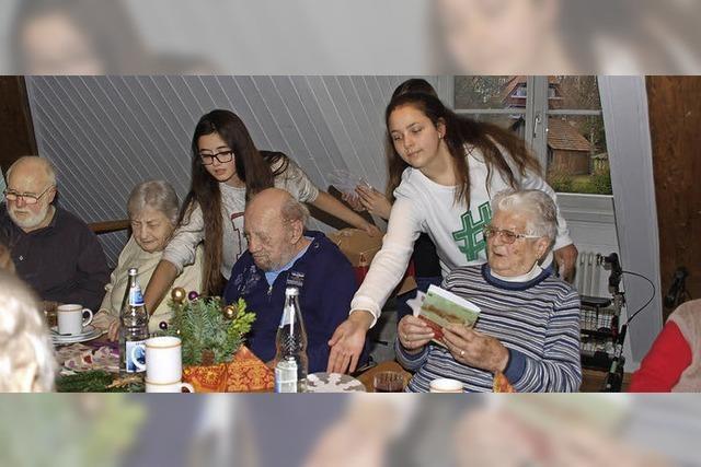 Eine Schülerzeitung für Senioren