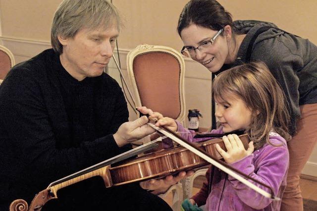 Musik macht Märchen erlebbar