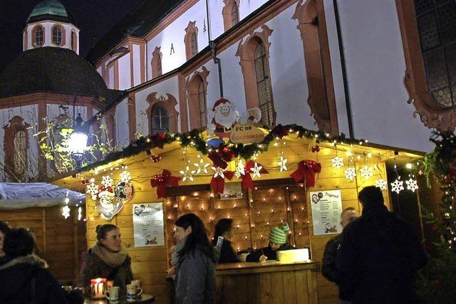 Altstadt von Bad Säckingen bis Sonntag 6. Dezember