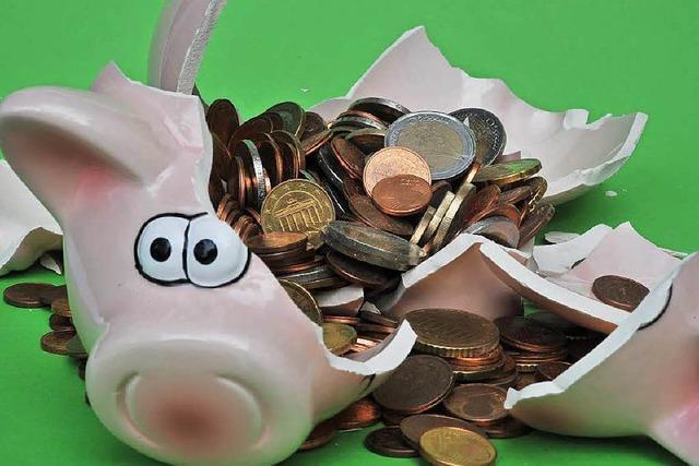 Müllheim plündert Sparschwein und nimmt neue Schulden auf