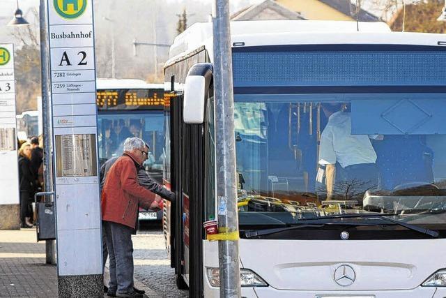 Höhere Grundsteuer finanziert den Stadtbus mit