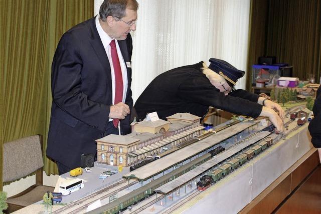 Modellbahn macht Schule