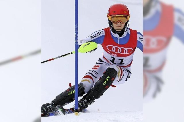 Ski Alpin in Pfelders