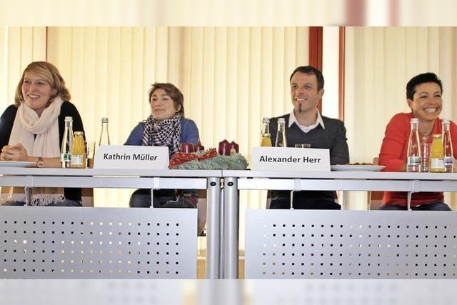 Spitzensportler in der Rudolf-Eberle-Schule