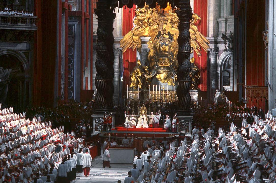 Zweiten Vatikanischen Konzil