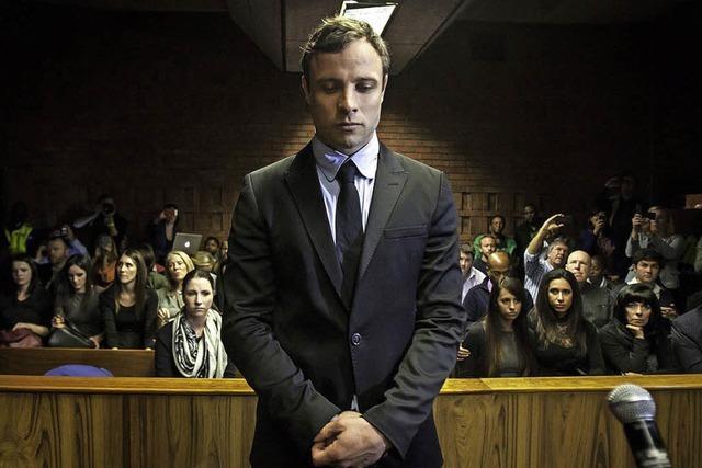 Pistorius doch ein Mörder