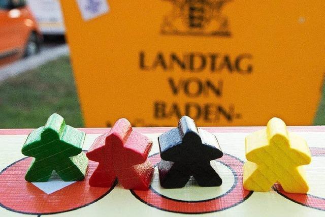 Umfrage vor Landtagswahl: Für Grün-Rot reicht es nicht