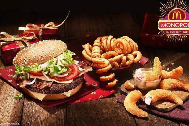 EU jagt McDonald's wegen vermeintlicher Steuertricks