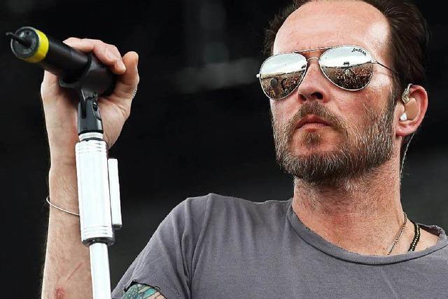 Rocksänger Scott Weiland stirbt während US-Tour