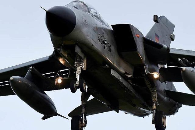 Bundestag beschließt Syrien-Einsatz der Bundeswehr