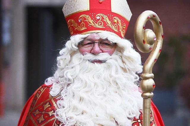 Nikolaus oder Weihnachtsmann?