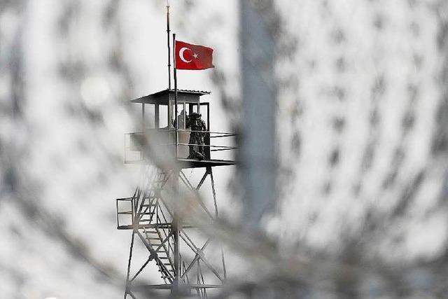 Türkei hindert Flüchtlinge an Überfahrt nach Griechenland