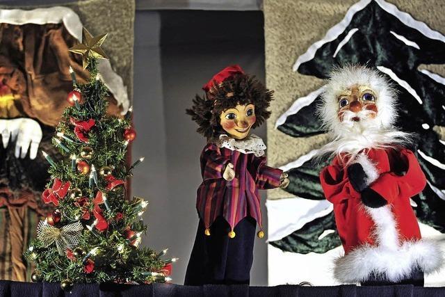 Die Freiburger Puppenbühne zeigt