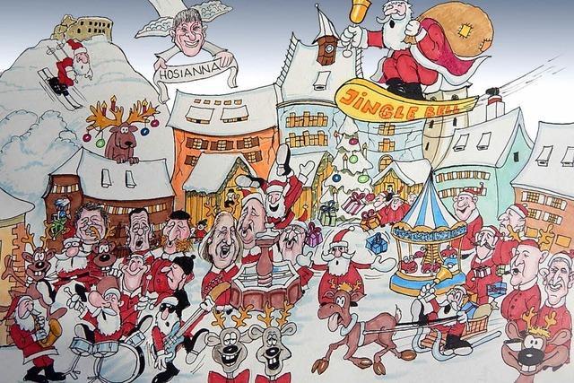 42. Altstaufener Weihnachtsmarkt