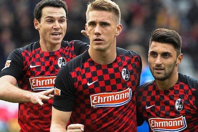 Der SC Freiburg bittet Union Berlin zum Duell