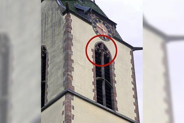 Turm muss saniert werden