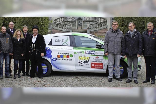 Elektroauto für Bad Säckingen