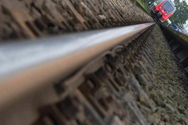 Entscheidung zum Bahnausbau doch noch 2015