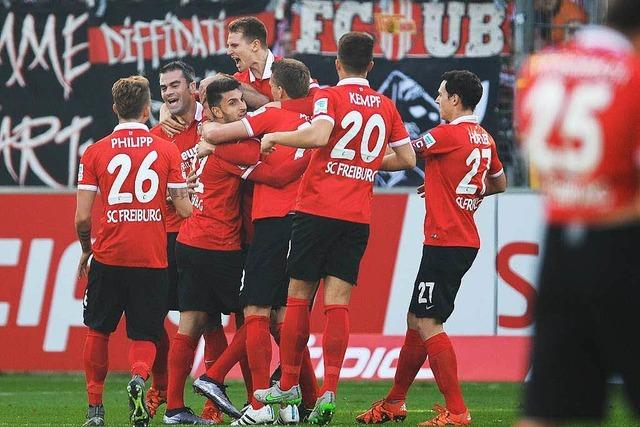 Herbstmeister – Sportclub besiegt Union Berlin mit 3:0