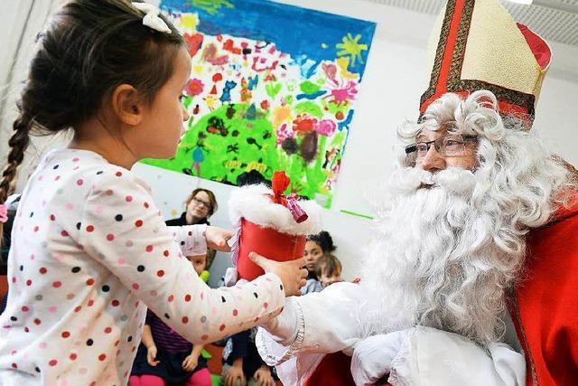 Meteorologen erwarten warmen Nikolaustag