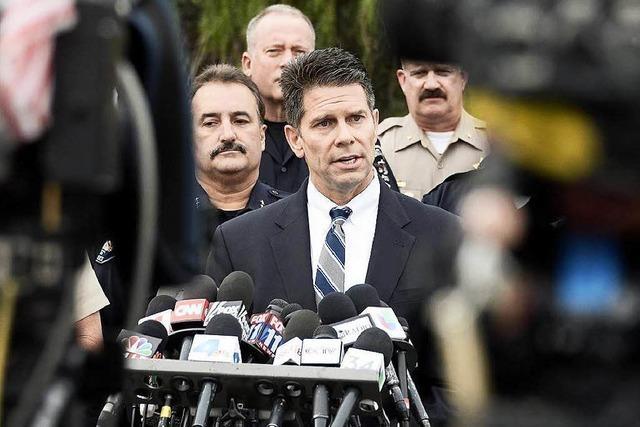 FBI wertet Blutbad von San Bernardino als Terrorakt