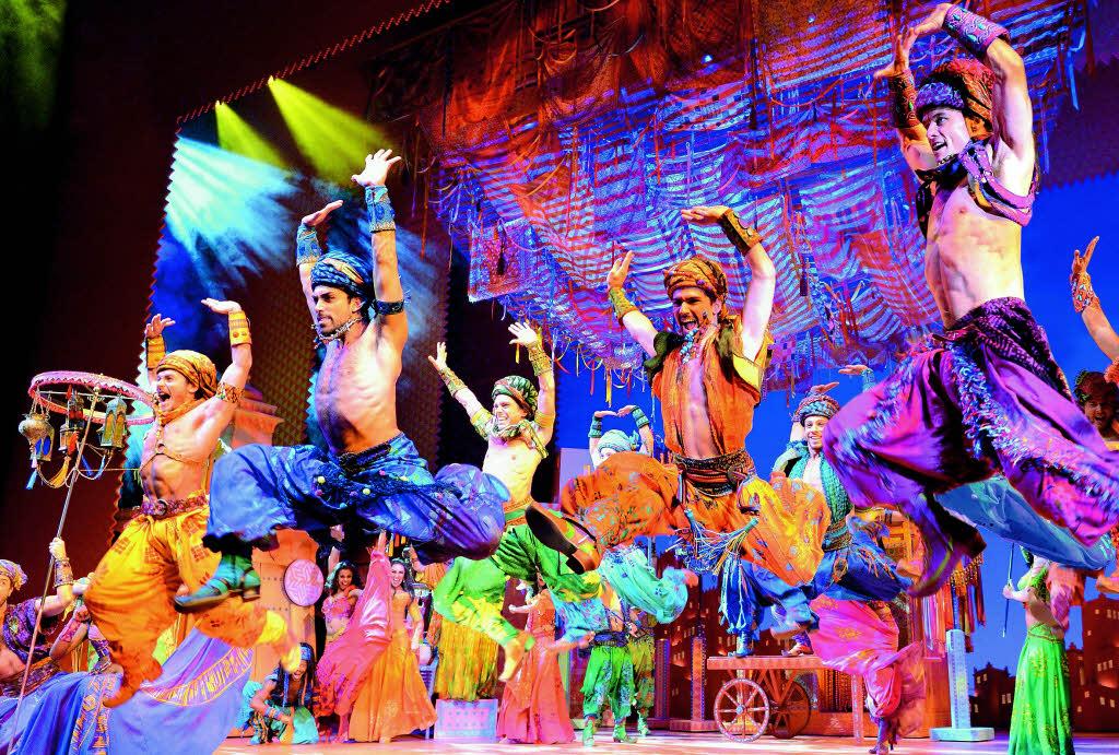 Eventim Aladdin Hamburg