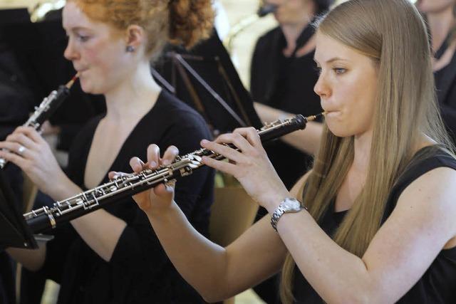 Sinfonisches Verbandsblasorchester in St. Vinzenz in Schliengen-Liel
