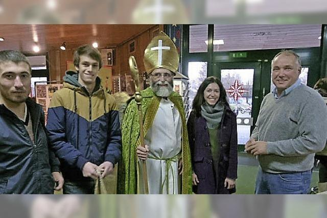 Weihnachtsmarkt erbringt 3000 Euro