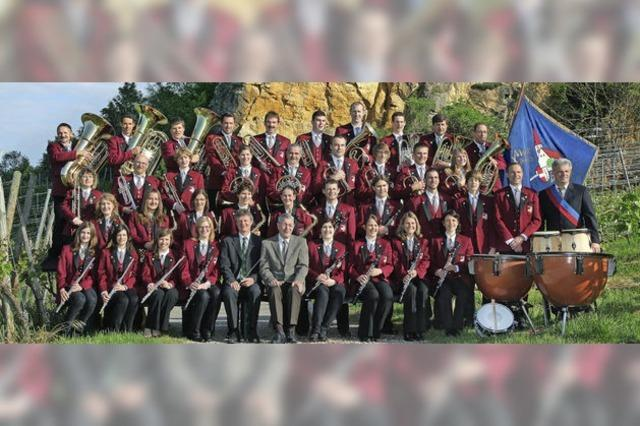 190 Jahre Musikgenuss aus Biengen