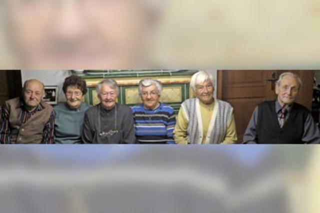 Seniorennachmittage erfreuen sich großer Beliebtheit