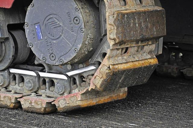 310 Meter langes Straßenstück kostet Heuweiler 500.000 Euro