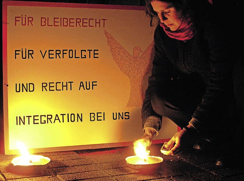 Seit zehn  Jahren setzt sich der Freun...te und das Recht auf Integration ein.   | Foto: privat