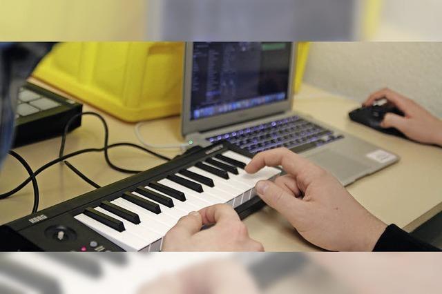 Beim Komponieren macht es