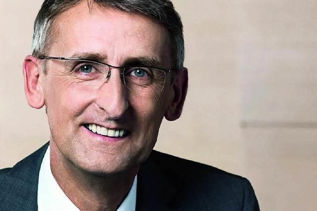 Sieht sich Armin Schuster als Wortführer gegen Merkel?