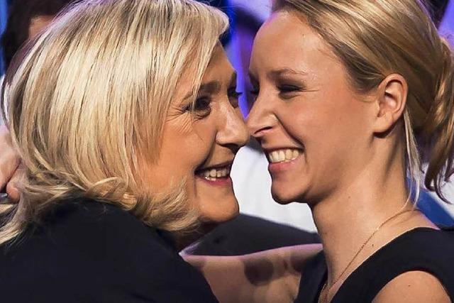 Der Front National und die Botschaft der Marine Le Pen