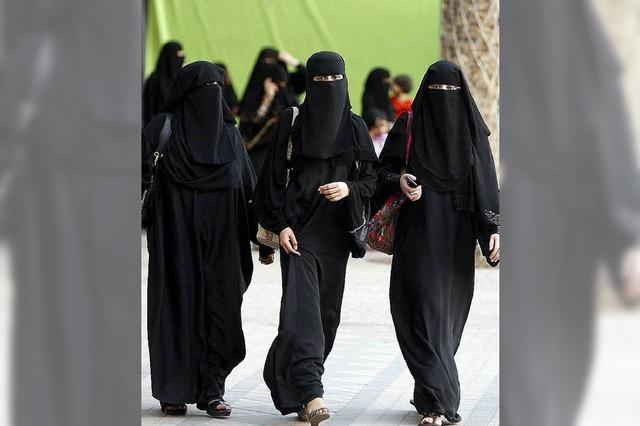 Frauenwahlkampf auf Saudisch
