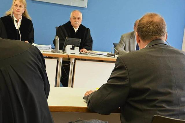 Ex-Bürgermeister Moosmann zieht wieder vor Gericht