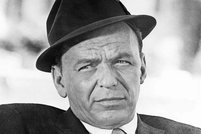 100 Jahre Frank Sinatra – das alte Fossil lebt noch
