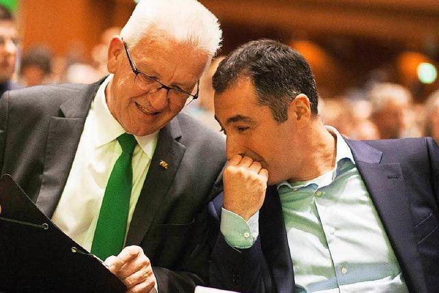Kretschmann: Grüne sind