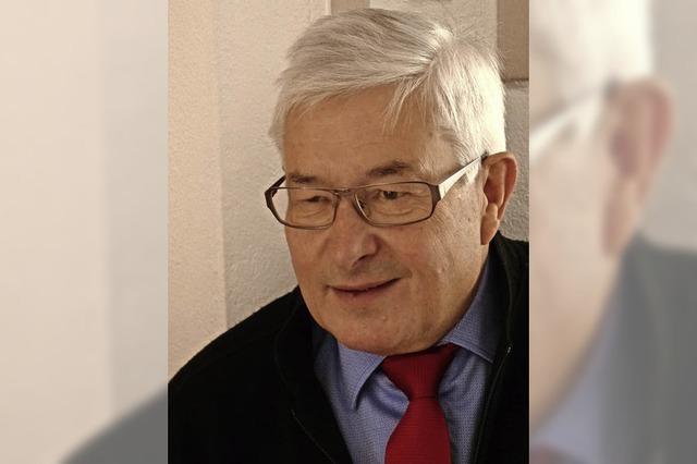 Herbert Luckmann: Ein Kümmerer wird 75 Jahre alt