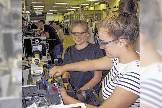 Frauen und Technik passen zusammen