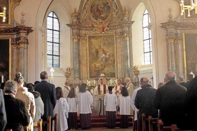 Festlicher Gottesdienst