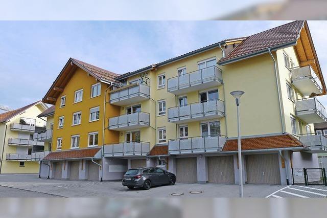 Bauverein Neustadt blickt auf ein gutes Geschäftsjahr 2014