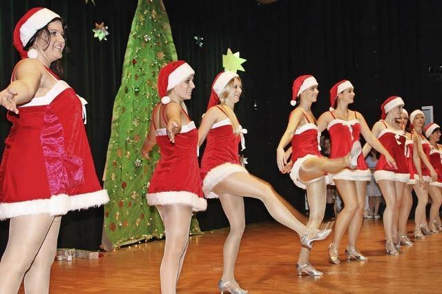 Tanzend durch die Vorweihnachtszeit