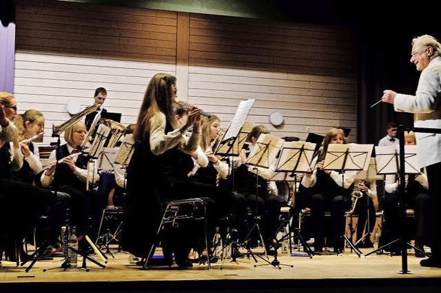 Richard Dobkowski führt MVI in musikalische Höhen