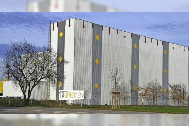 Breisacher Tapetenfabrik Erismann: Schwacher Rubel macht zu schaffen